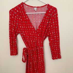 Old Navy Small Wrap Dress
